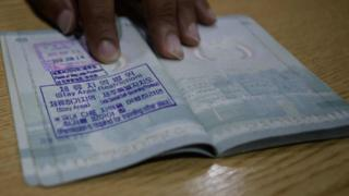 BBC는 최근 한국에서 머물고 있는 불법 체류자 두 명을 어렵게 만나봤다