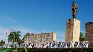 El Mausoleo al Che Guevara