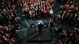 Jeremy Corbyn speech
