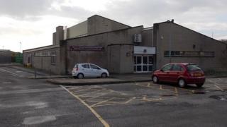 Pencoed leisure centre car park