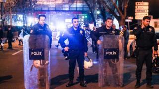 Türkiye polis