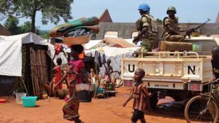 En vertu de la nouvelle résolution adoptée par l'ONU, la Minusca est autorisée à déployer jusqu'à 11 650 personnes sur le terrain.