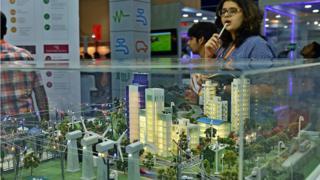 Smart Cities India 2015 Exhibition held in May in New Delhi