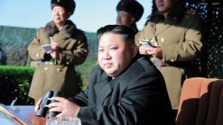 Ông Kim Jong-un