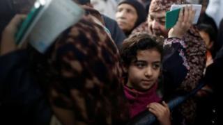 Палестинці