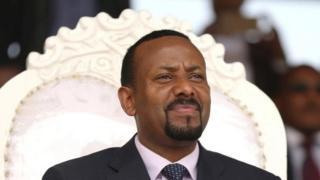 नोबेल शांति पुरस्कार, Ethiopia, Abiy Ahmed, Nobel Peace Prize