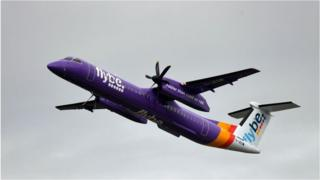 Flybe: Rival airline calls rescue 'misuse of public funds' thumbnail