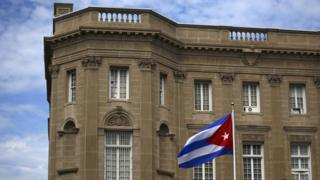 Embajada de Cuba en Estados Unidos