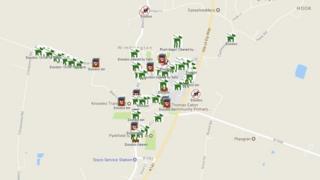 Doodoowatch map