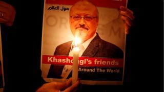 صورة للصحفي السعودي جمال خاشقجي