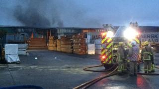 Fire brought under control