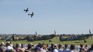 Summer airshow, Imperial War Museum Duxford
