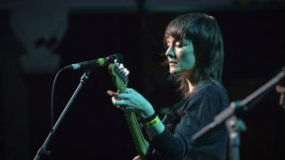 Cate Le Bon will be guest curator and performer