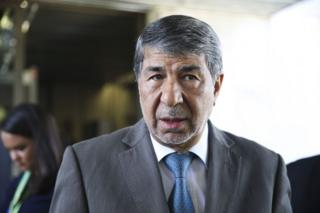 Ibrahim Alzeben, embaixador da Palestina no Brasil