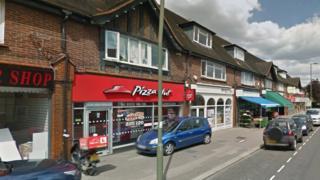 Pizza Hut, Waterloo Road
