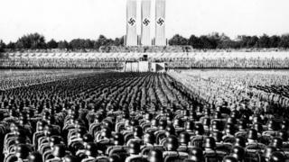 纳粹纽伦堡集会