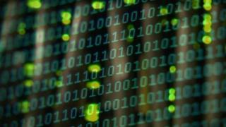 Cyber-crime graphic