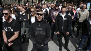 Extrema derecha en Suecia
