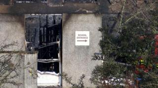 , Second fire at Cordyce School building in Aberdeen in three years