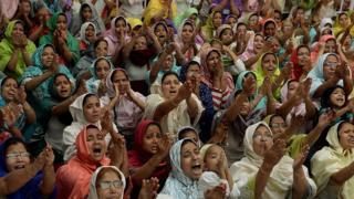 Bohra Muslim women