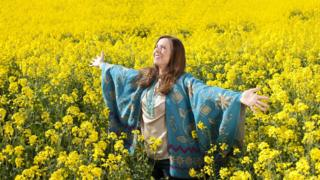 Energy boost in a menopausal woman