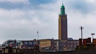 Norwich City Hall