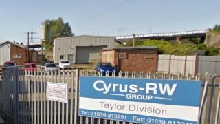 Cyrus-RW Group, Briton Ferry