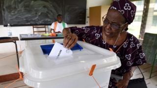 côte d'ivoire, référendum, constitution