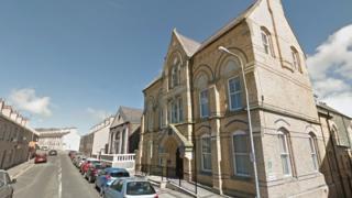 Holyhead Town Hall