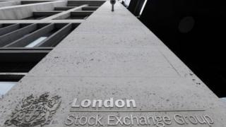 The London Stock Exchange,