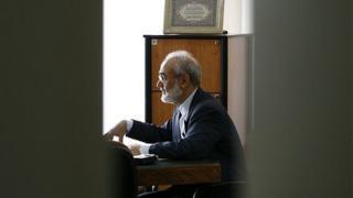 محمدجواد ایروانی، معاون نظارت و حسابرسی دفتر رهبر ایران