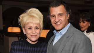 in_pictures Dame Barbara Windsor and her husband Scott Mitchell