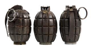 Grenades - WW1