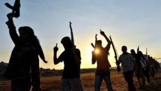 """Ирак менен Сириянын бир топ аймагын басып алган өздөрүн """"Ислам мамлекети"""" деп атаган күчтөрдүн катарында Борбордук Азия өлкөлөрүнүн ондогон, жүздөгөн жарандары бар экенин эксперттер айтышууда"""