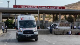 швидка допомога в Туреччині