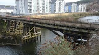 Morfa Bridge, Swansea