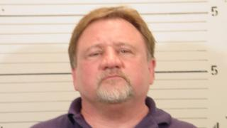 James T Hodgkinson in an 2006 mugshot from St Clair County, Illinois, where he resided