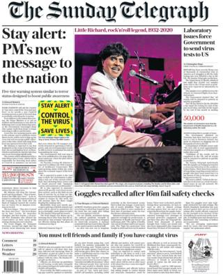 The Sunday Telegraph from 10 May