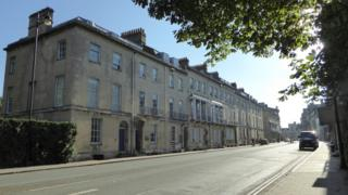 Beaumont Street, Oxford