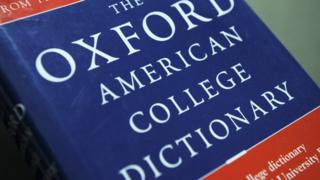 Di lawyer dey argue say pipo all over di world dey rely on Oxford for di definition of English word