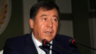 رمضان رحیم زاده، وزیر کشور تاجیکستان