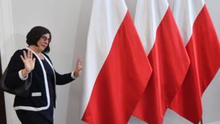 سفارت اسرائیل گفته است آنا آزری، سفیر این کشور در لهستان هدف حملات یهودستیزانه بوده است