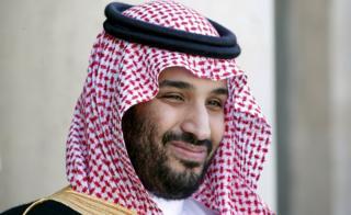 Suudi Arabistan Veliahdı Muhammed bin Salman
