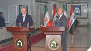 محمد علی حکیم وزیر خارجه عراق