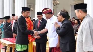 Jokowi, presiden, Istana