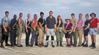 Bear Grylls Treasure Island