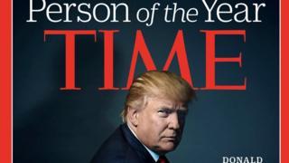 Donald Trump, Time
