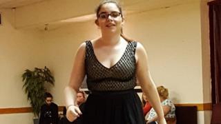 Olivia Campbell-Hardy, 15.