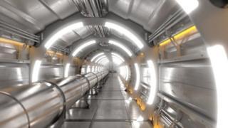 Túnel do colisor de hádrons