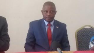 Mgr Justin Nzoyisaba arongowe umugwi wa CNDI avuga ko abarundi benshi bipfuza ko ibiringo vy'umukuru w'igihugu bifutwa
